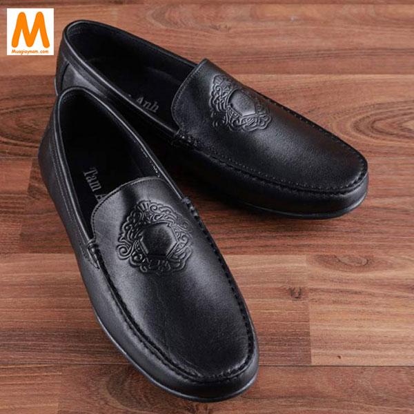 Độn mũi giày nam bị rộng