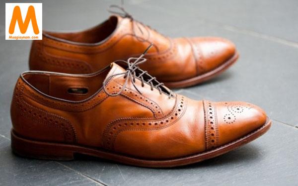 Thương hiệu giày nam Allen Edmonds nổi tiếng thế giới