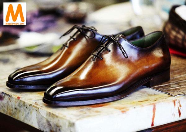 Thương hiệu giày da nam Berluti nổi tiếng thế giới