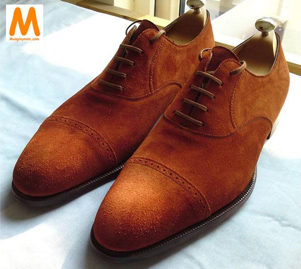 Thương hiệu giày nam John Lobb Bootmaker nổi tiếng thế giới