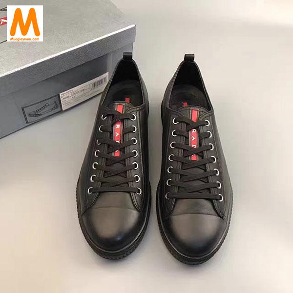 Thương hiệu giày nam Prada nổi tiếng thế giới