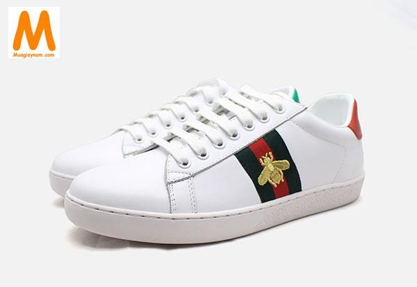 thương hiệu giày nam gucci nổi tiếng thế giới