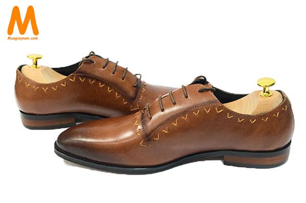 Thương hiệu giày da nam cao cấp tại Việt Nam James Blanc