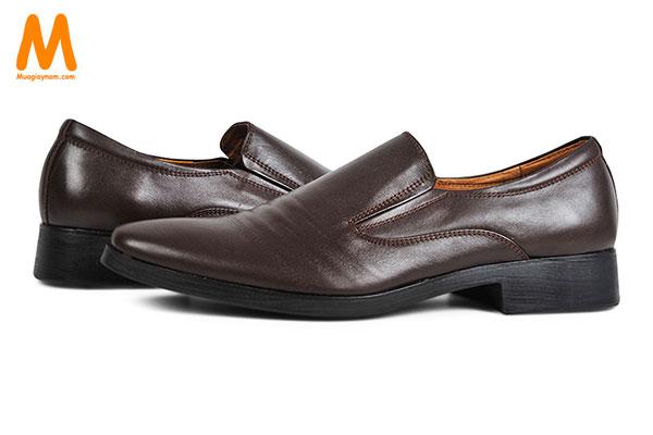 Thương hiệu giày da nam cao cấp tại Việt Nam Sanvado