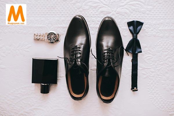 Giày chú rể phải có chất lượng tốt
