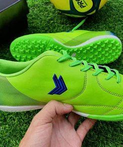 Giày đá bóng Sigo cổ thấp - Màu Xanh Lá Cây