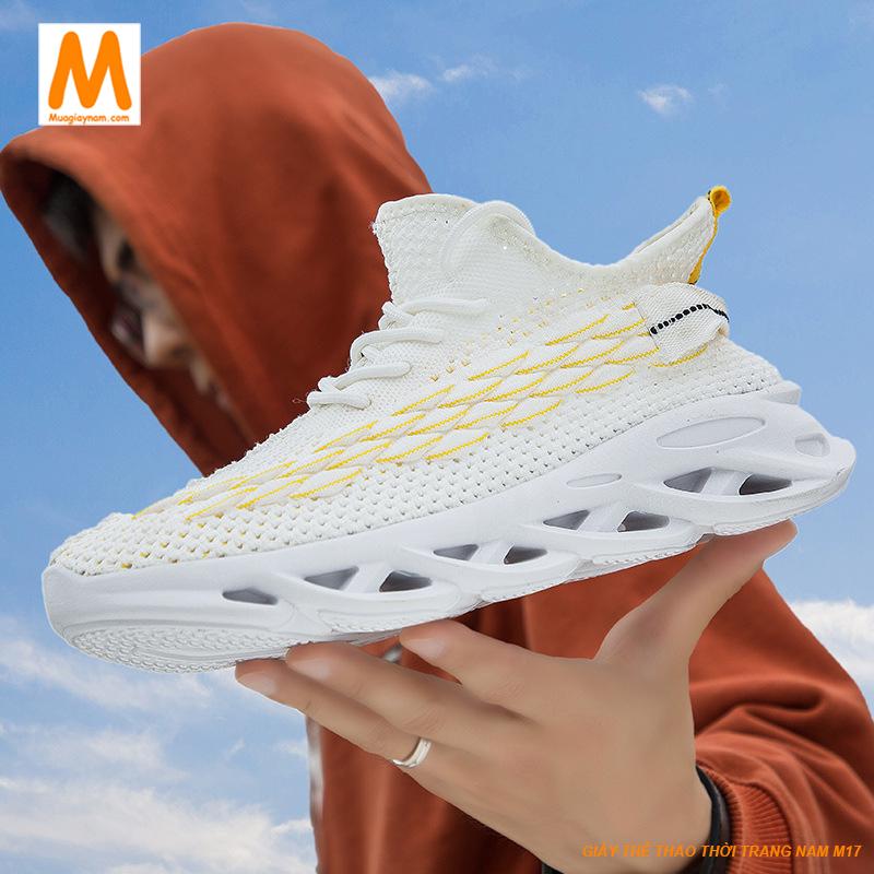 Giày thể thao thời trang nam M17