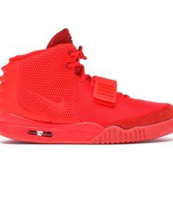 Giày nike nam air yeeze 2 red october